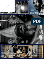 Snoop Dogg - Tha Blue Carpet Treatment Digital Booklet