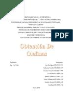Obtención de Olefinas