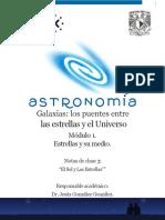 Astronomía Notas de Clase 3