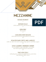Woolworth Mezzanine Bites