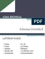 Ppt Asma Bronkial-Nana