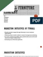 Tyndall Furniture Company