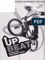 Upbeat Elementary Teacher's Book