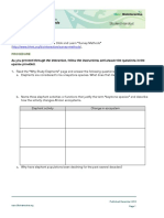 Survey Methods Worksheet