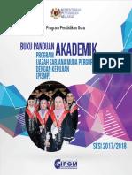 Buku Panduan Pismp (2018)