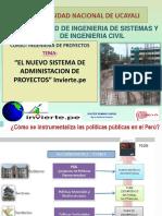 Clase 1.5 de Ing. de Proyectos 2018-0