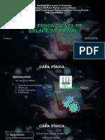 Capa Física y Capa de Enlace de Datos