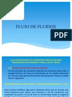 Cap.ii-flujo de Fluidos