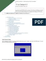 Installing FreePBX 13 on Debian 8.1 - FreePBX OpenSource Project - Documentation