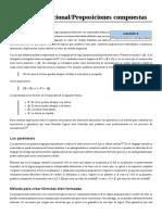 Lógica Proposicional%2FProposiciones Compuestas