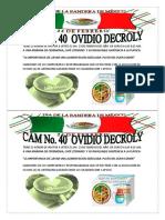 Invitacion Dia Bandera