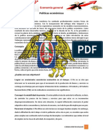 Políticas económicas (Autoguardado)