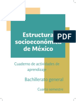4 Estructura Socioeconomica de Mexico