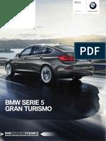 Serie 5 Gran Turismo Catalogo Julio 2015