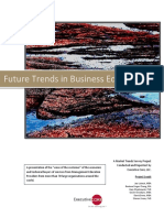 Future Trends in Business Education