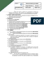 Pro-8100-14 Aplicacion de Disulfuro de Molibdeno Ever Slik 1201, 1301