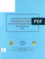 National Standards in Infection Control for Health