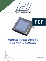 PDA-s Manual 20July15