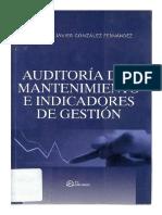 Auditoria Del Mantenimiento e Indicadores de Gestion.pdf