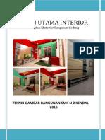 Modul Elemen Utama Interior Maret 2016