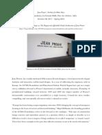 Review of Jean Prouvé