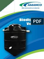 Biodigestor Vertical