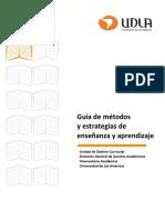 1 Guía Para Elaborar Planes de Estudios UDLA ISBN 978-956-8695-08!8!2016-APA