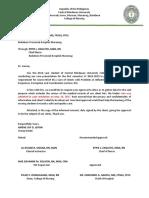Grand Case Commu Letter
