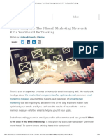 Email Analytics_ the 6 Email Marketing Metrics & KPIs You Should Be Tracking