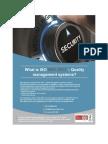 Training ISO 9001 Versi 2015 Terbaru