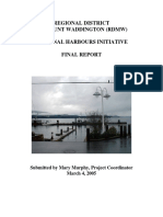 Rd Mw Harbour Report