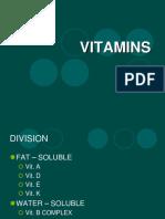 4 Vitamins Minerals Ho