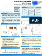 System Simulation -Thermal Energy Storage Poster