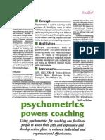Psycho Metric Tools