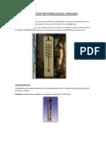Estacion Metereologica Unsam