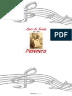 Luis de Soria -Petenera