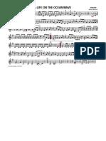 A Life - Trompete3