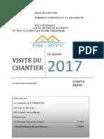 Visit de Chantier