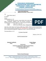 Surat Rekomendasi Panitia