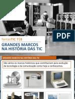 Marcos Das TIC