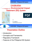 LECTURE 2015 EMB LGU Overview Phil EIS System March 11