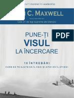 JohnC.Maxwell- Pune-ti Visul La Incercare