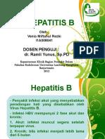 197688374 Ppt Hepatitis B