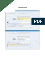 Custom Form SUP5 Error