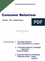 Consumer Behaviour Schiffman 9th Edition