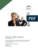 Manual de Instalación y Actualización AxisOne v4.1