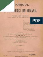 Istoricul a 40 de Biserici Din România 1