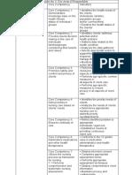 11 Key Area of Responsibility in Nursing