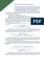 Comunicarea În Cadrul Organizatiei Militare