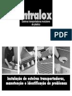 Pcat1624Intralox instalaco manutencao